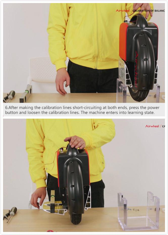self balance electric unicycle