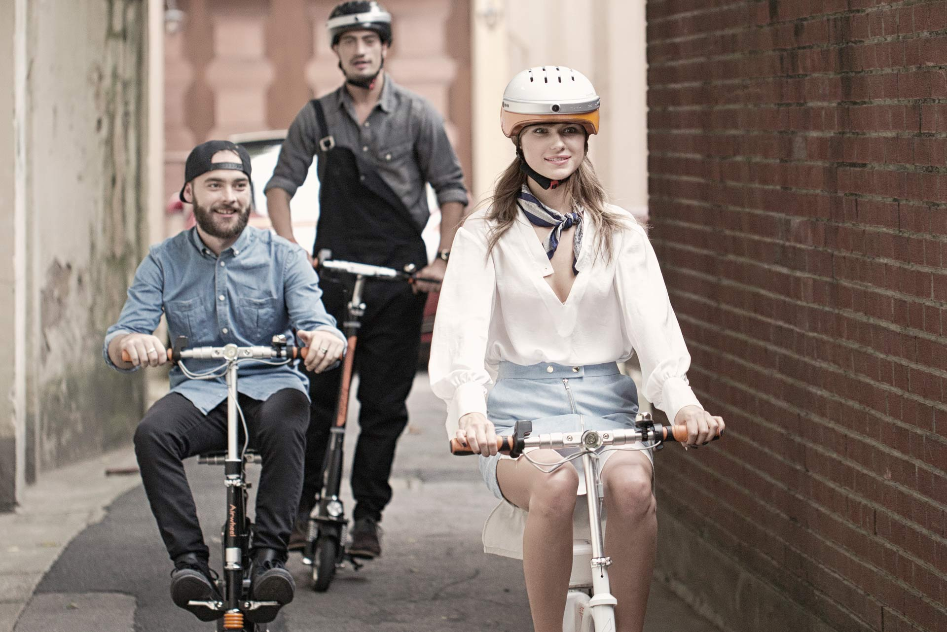 Airwheel City electric Bike